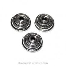 Calotte en métal 12 mm x6