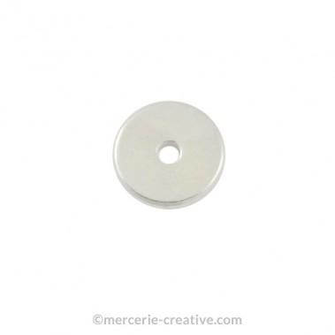 Perle disque intercalaire 9 mm x10
