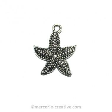 Breloque étoile de mer