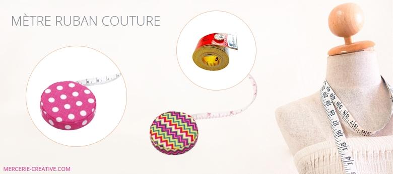 Mercerie créative mètre ruban couture